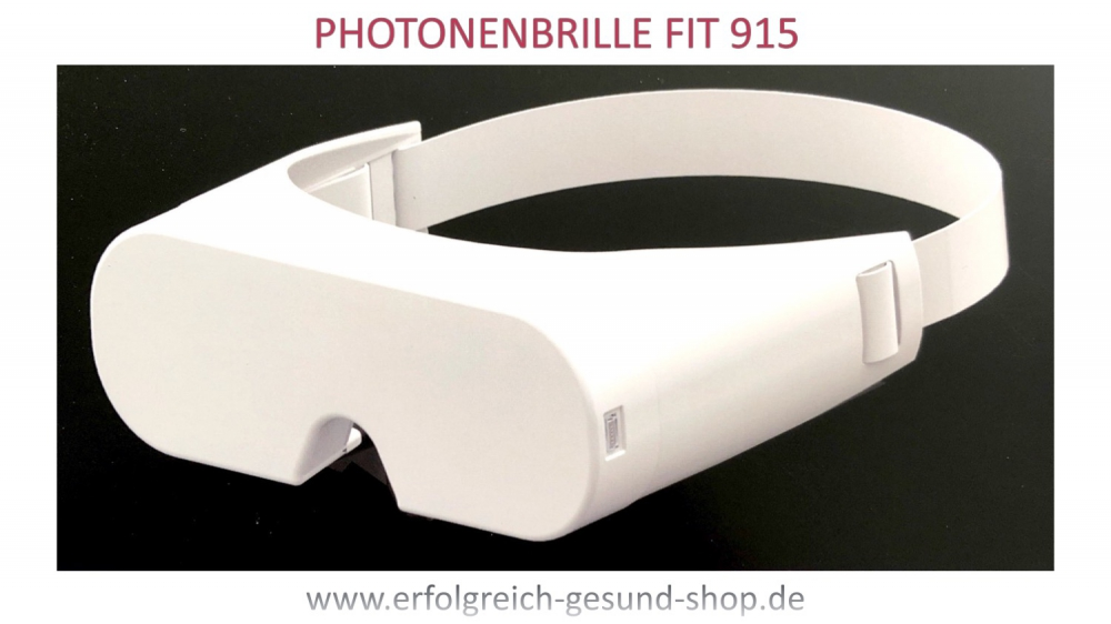 Bild 1 von Fotobiologische Intensiv Therapie, Photonenbrille EYES FIT 915, Jossner, Medical Electronics