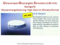 Bild 2 von Ultracompact Bioenergetic Stimulator UBS 315  High-Tech Wasserenergetisierung in Miniformat Jossner