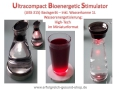 Bild 5 von Ultracompact Bioenergetic Stimulator UBS 315  High-Tech Wasserenergetisierung in Miniformat Jossner
